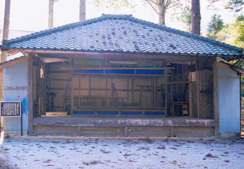 松尾神社農村舞台